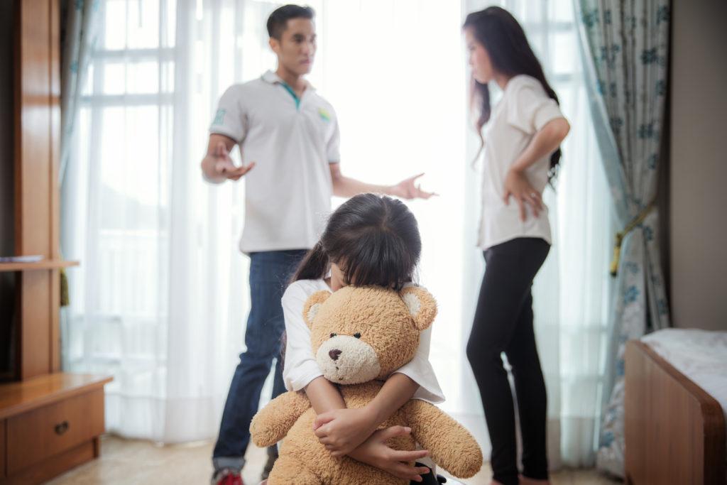 echtscheiding met kinderen