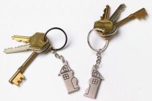 scheiden of blijven sleutels