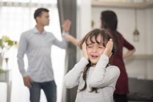 ouders ruzie