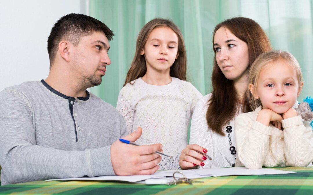 Wat Zijn De Gevolgen Van Een Scheiding Voor Kinderen?